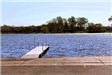 Lakeside Park Lake and Fishing Dock
