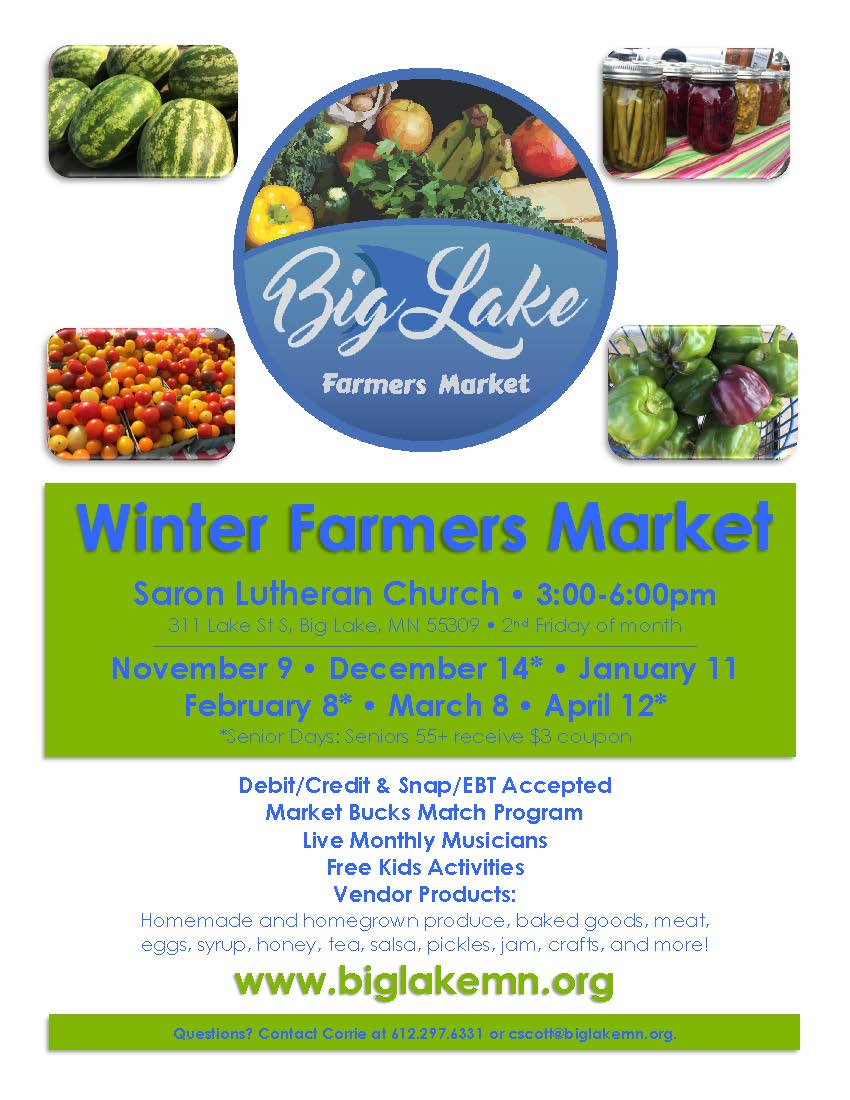 Farmers Market Flyer 2
