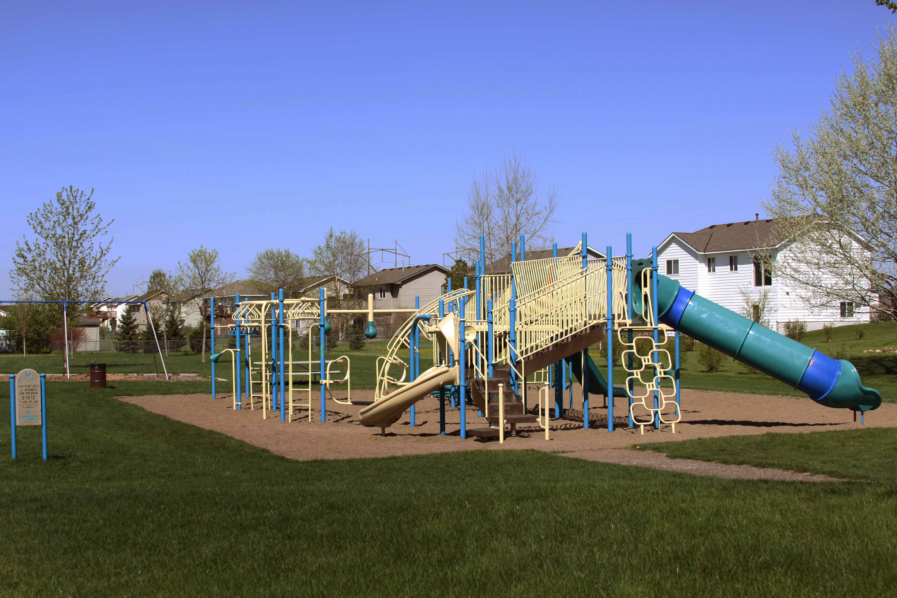 Mitchell Farms Park Playground Equipment 5
